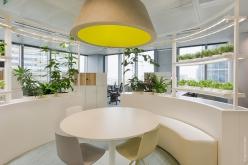 Architecture intérieur : mobilier de bureau