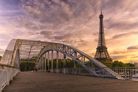 Photographe paysage urbain Paris