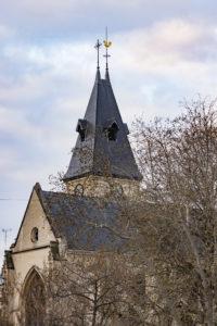 Patrimoine : église Saint-Médard