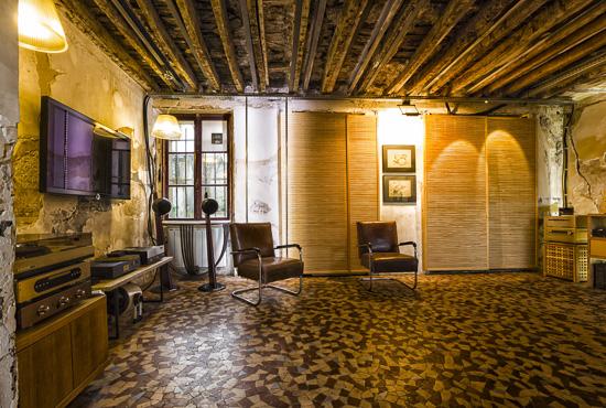 Photographe architecture intérieur à Paris