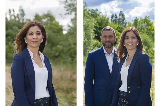 Photographe portrait politique de campagne