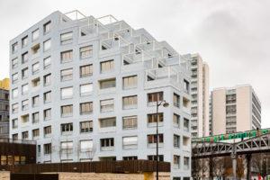 Le store en architecture